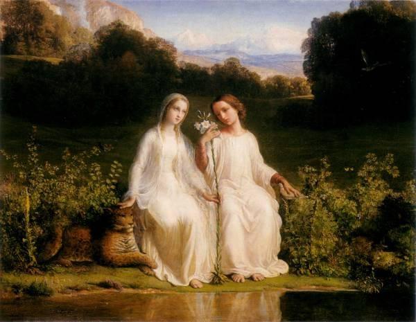 Le poeme de l ame 11 virginitas